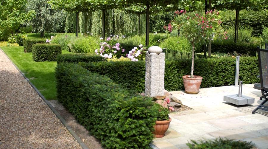 Aanleg andress vreugdenhil design tuinontwerp en tuinaanleg for Design tuinen